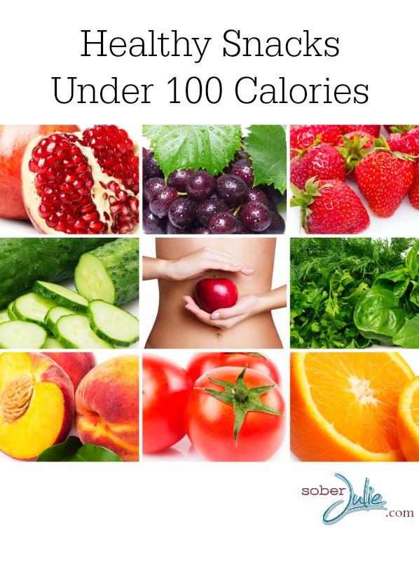 100 Calorie Snacks List  Healthy Low Calorie Snack Ideas 100 Calorie Snack Ideas