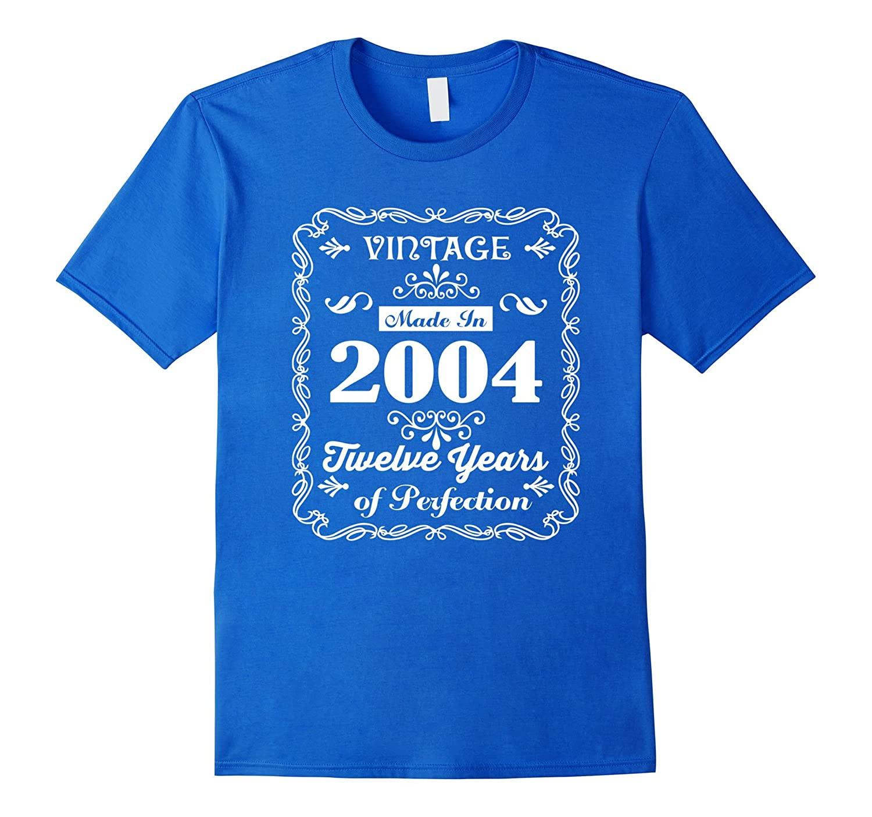 12 Year Old Boy Birthday Gifts  12th birthday Gift Idea 12 Year Old Boy Girl Shirt 2004