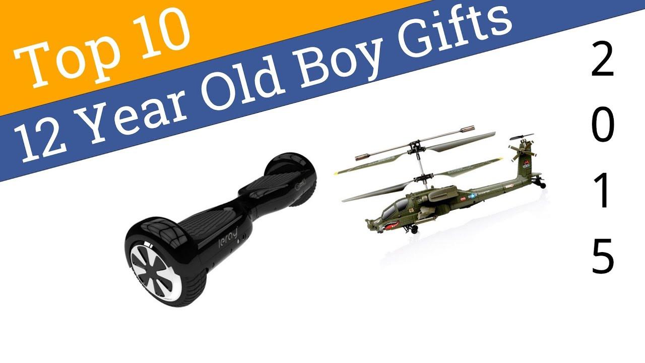 12 Year Old Boy Birthday Gifts  10 Best 12 Year Old Boy Gifts 2015
