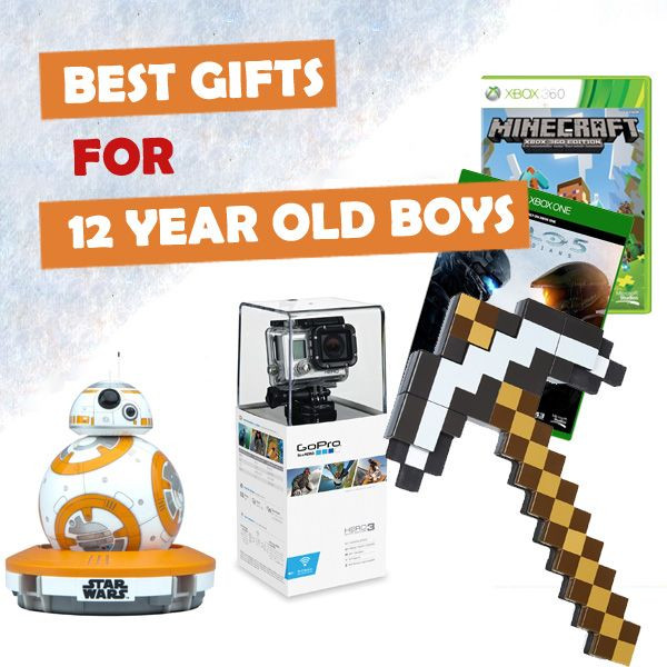 12 Year Old Boy Birthday Gifts  Gifts For 12 Year Old Boys 2017