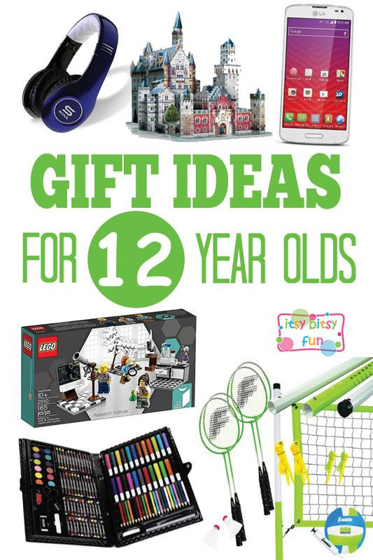 12 Year Old Boy Birthday Gifts  Gifts for 12 Year Olds