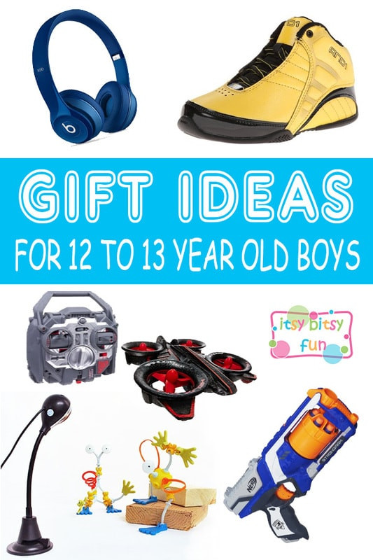 12 Year Old Boy Birthday Gifts  Best Gifts for 12 Year Old Boys in 2017 Itsy Bitsy Fun