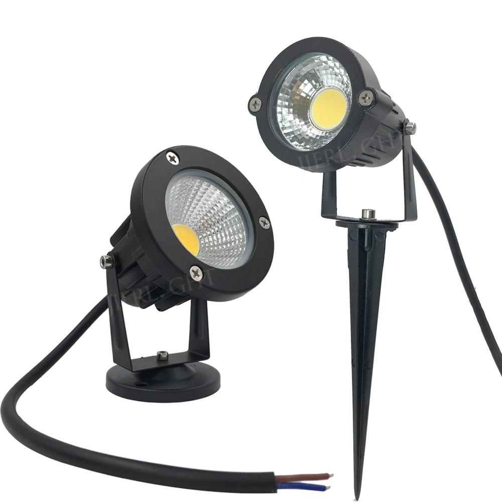12V Landscape Lights  10X 12 volt lights 3W 5W 7W 9W outdoor landscape lighting