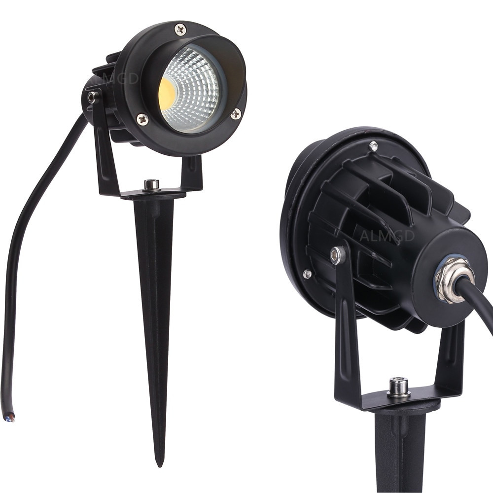 12V Landscape Lights  Cost Price Outdoor Lawn Lamp 12V Outdoor Lighting with Cap