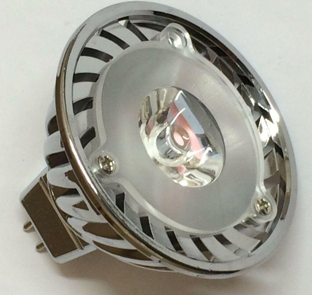 12V Landscape Lights  LED MR16 Bulb 12 volt Low Voltage 3 Watt Landscape Lights