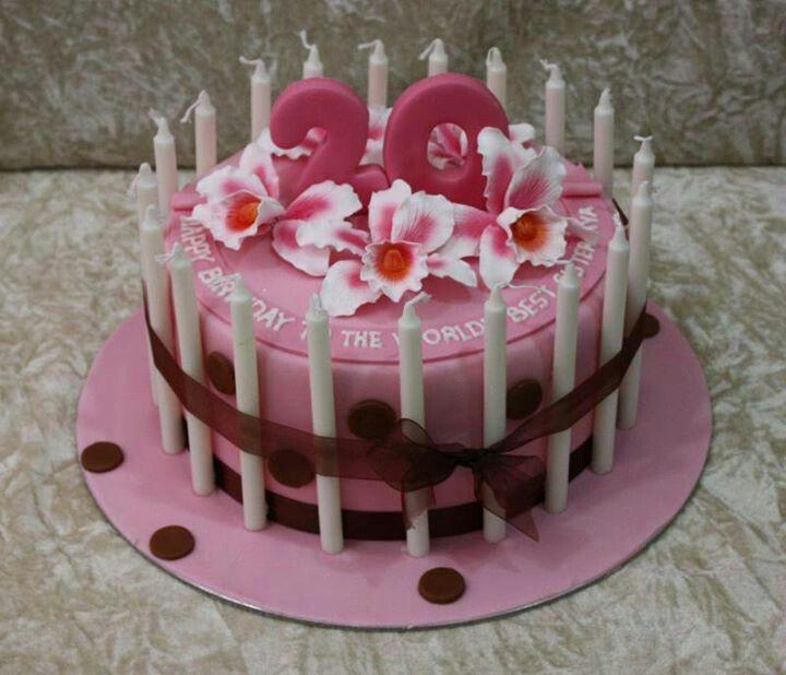 20 Birthday Cake  20th birthday cake