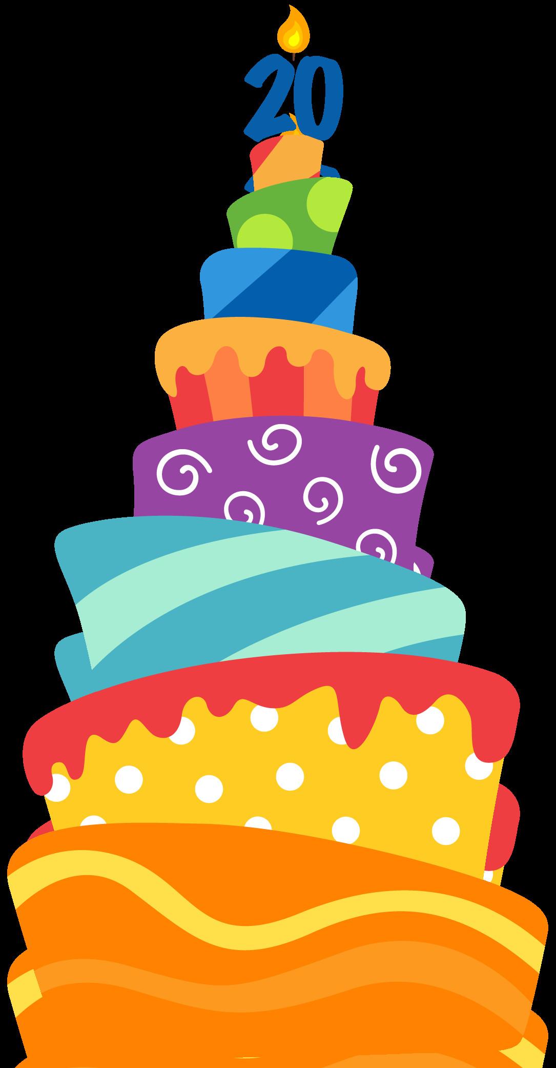 20 Birthday Cake  20th Birthday Celebration