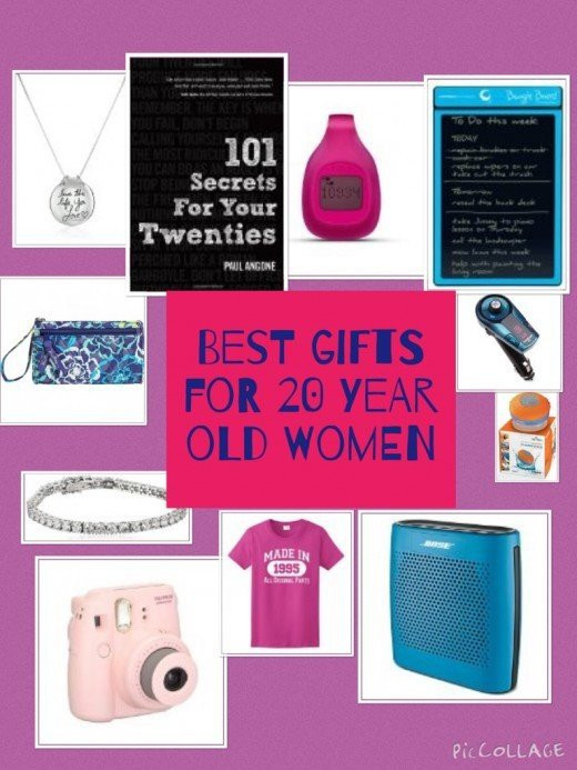 20 Year Old Birthday Gift Ideas  Brilliant Birthday and Christmas Gift Ideas for 20 Year
