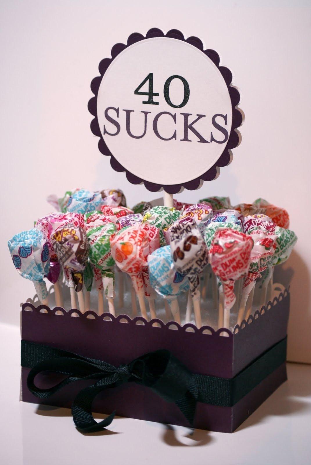 40Th Birthday Gag Gift Ideas  10 Stunning Funny 40Th Birthday Gift Ideas 2019