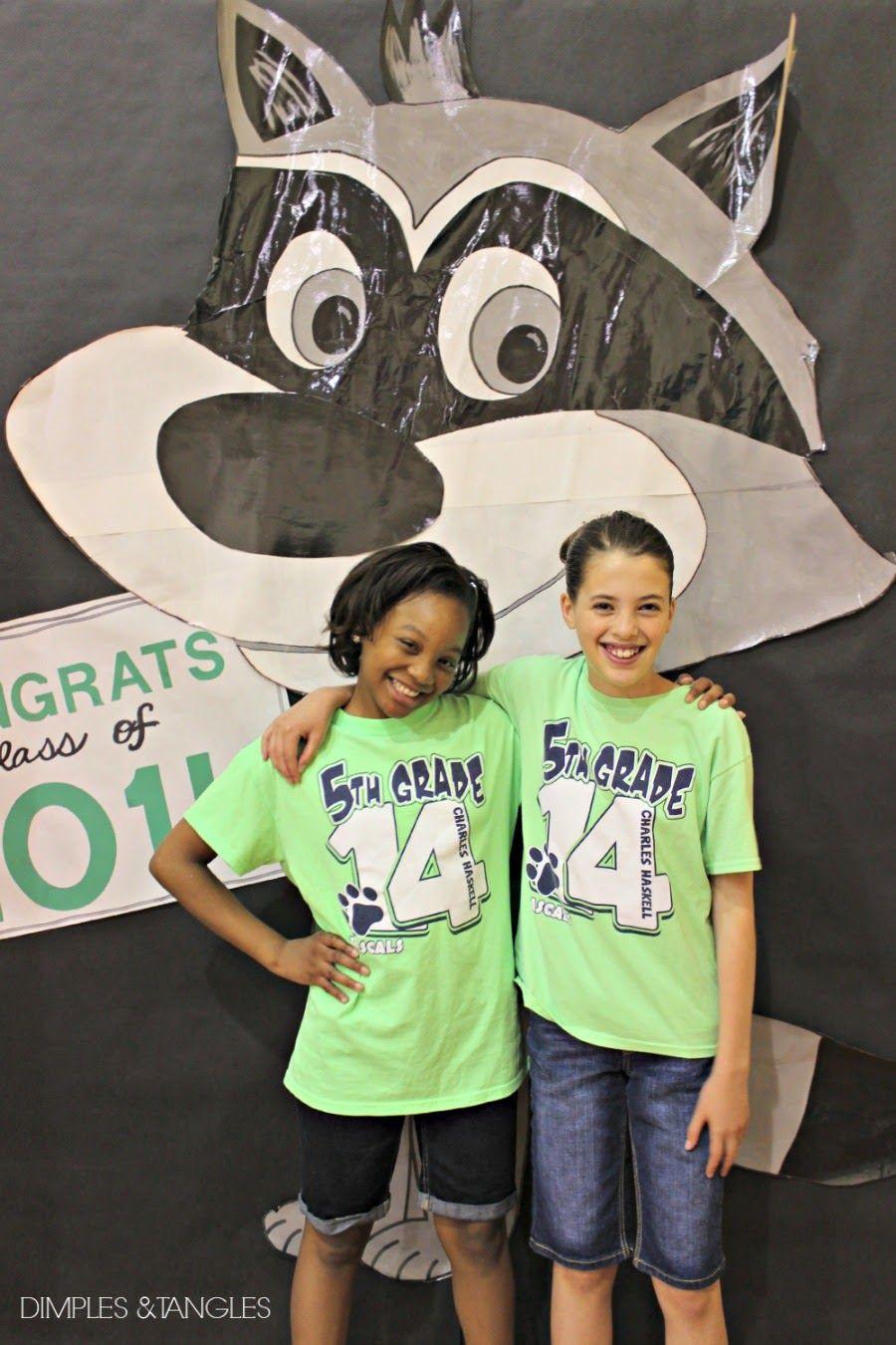 5Th Grade Girl Graduation Gift Ideas  5TH GRADE GRADUATION SCHOOL GYM DECORATIONS AND TEACHER