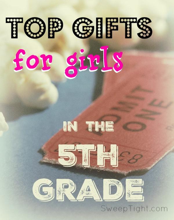 5Th Grade Girl Graduation Gift Ideas  Gift Ideas for 5th Grade Girls