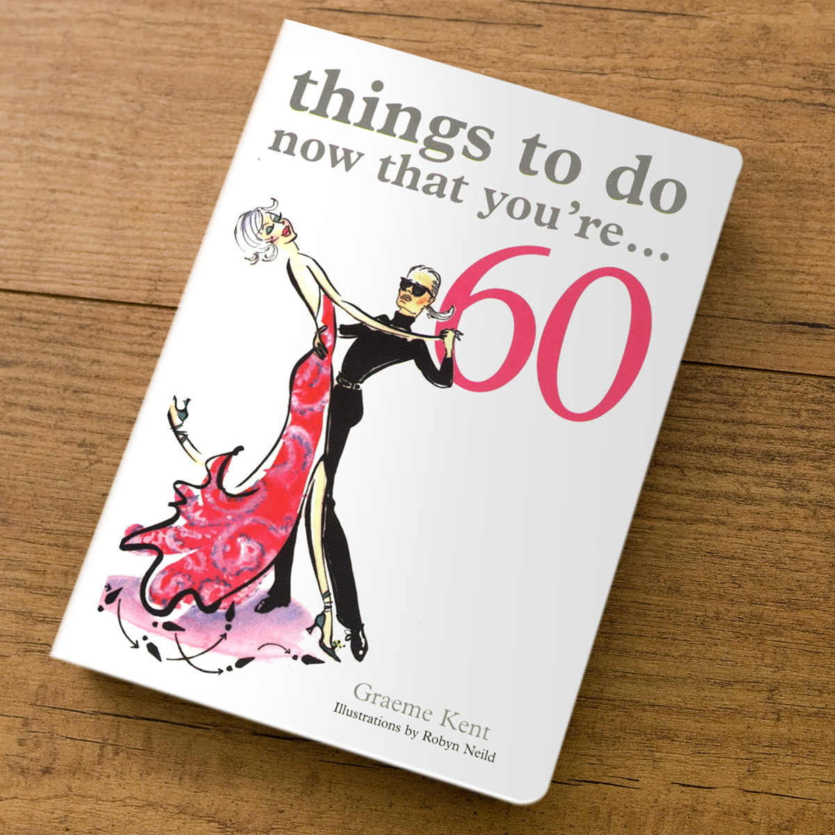 60Th Birthday Gift Ideas For.Women  Things To Do Now That You re 60 Gift Book 60th