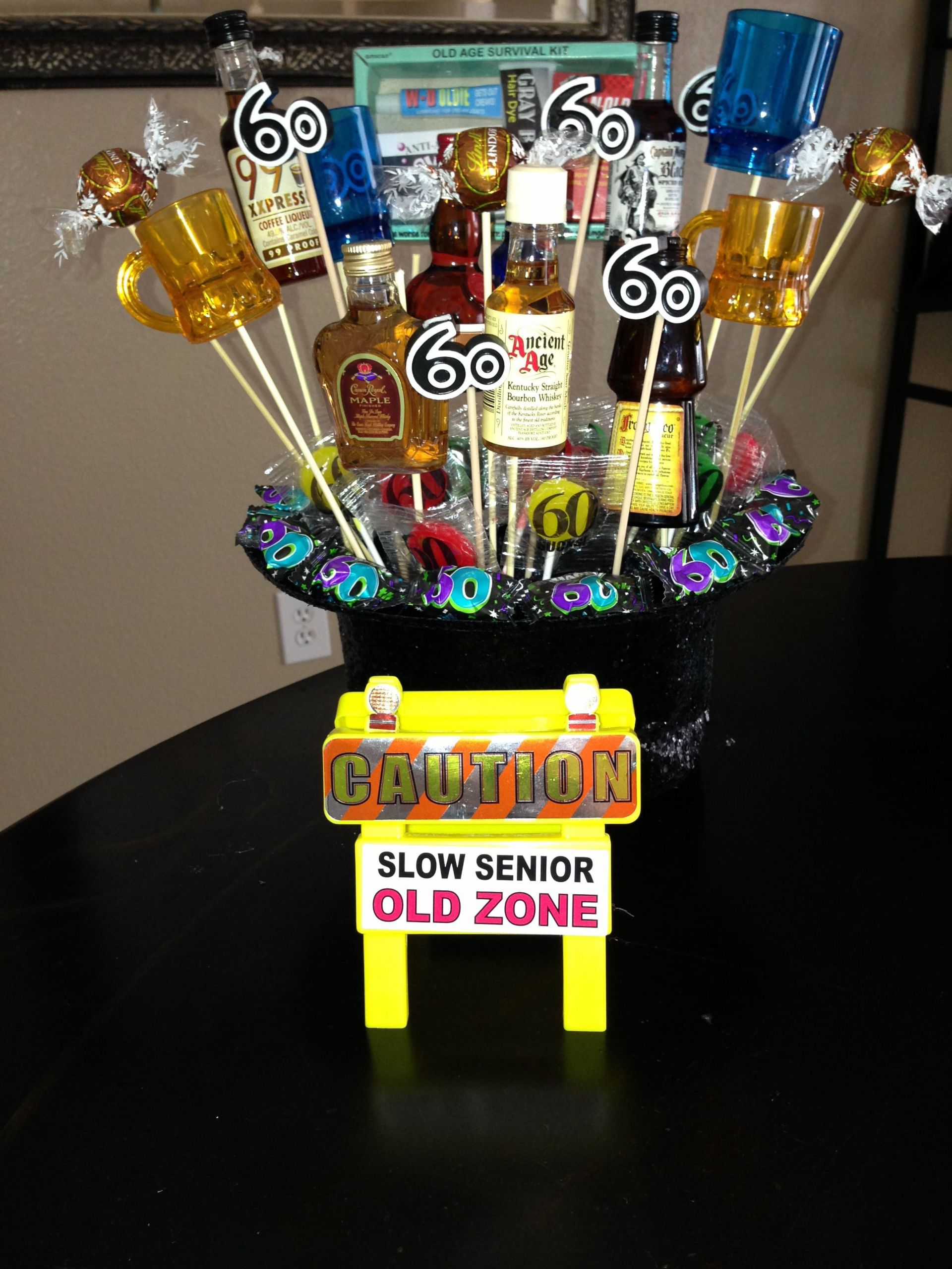 60Th Birthday Gift Ideas For.Women  60th Birthday t or centerpiece leslie zambrano i like