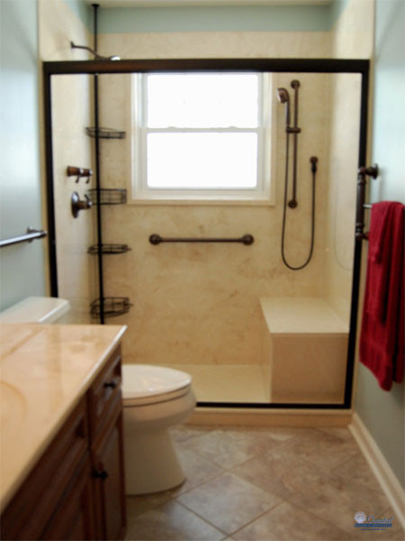 Ada Bathroom Layout With Shower  Americans with Disabilities Act ADA