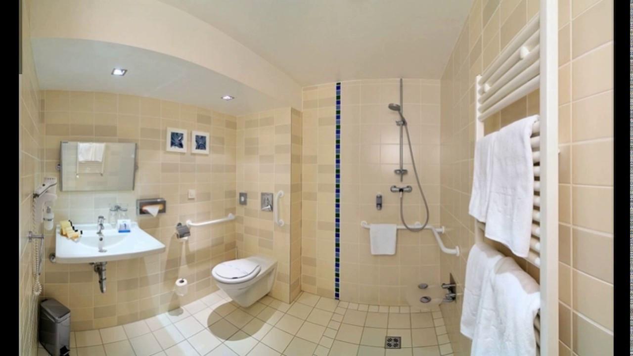 Ada Bathroom Layout With Shower  Handicap bathroom layout design
