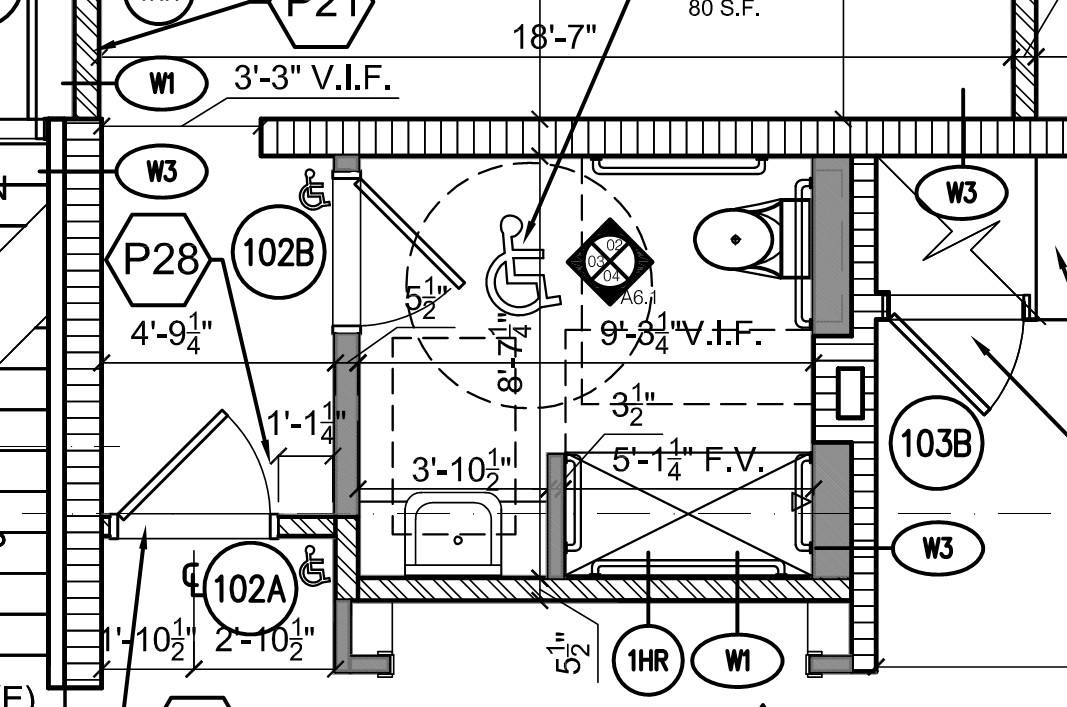 Ada Bathroom Layout With Shower  How to Design an ADA Restroom