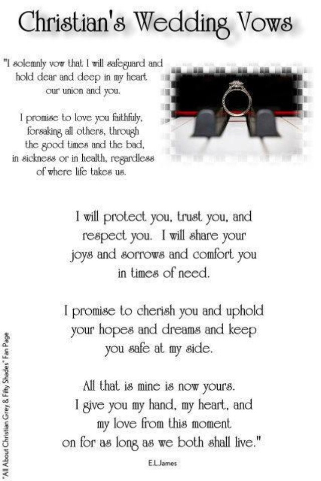 Are Wedding Vows In The Bible  300 best wedding vows images on Pinterest