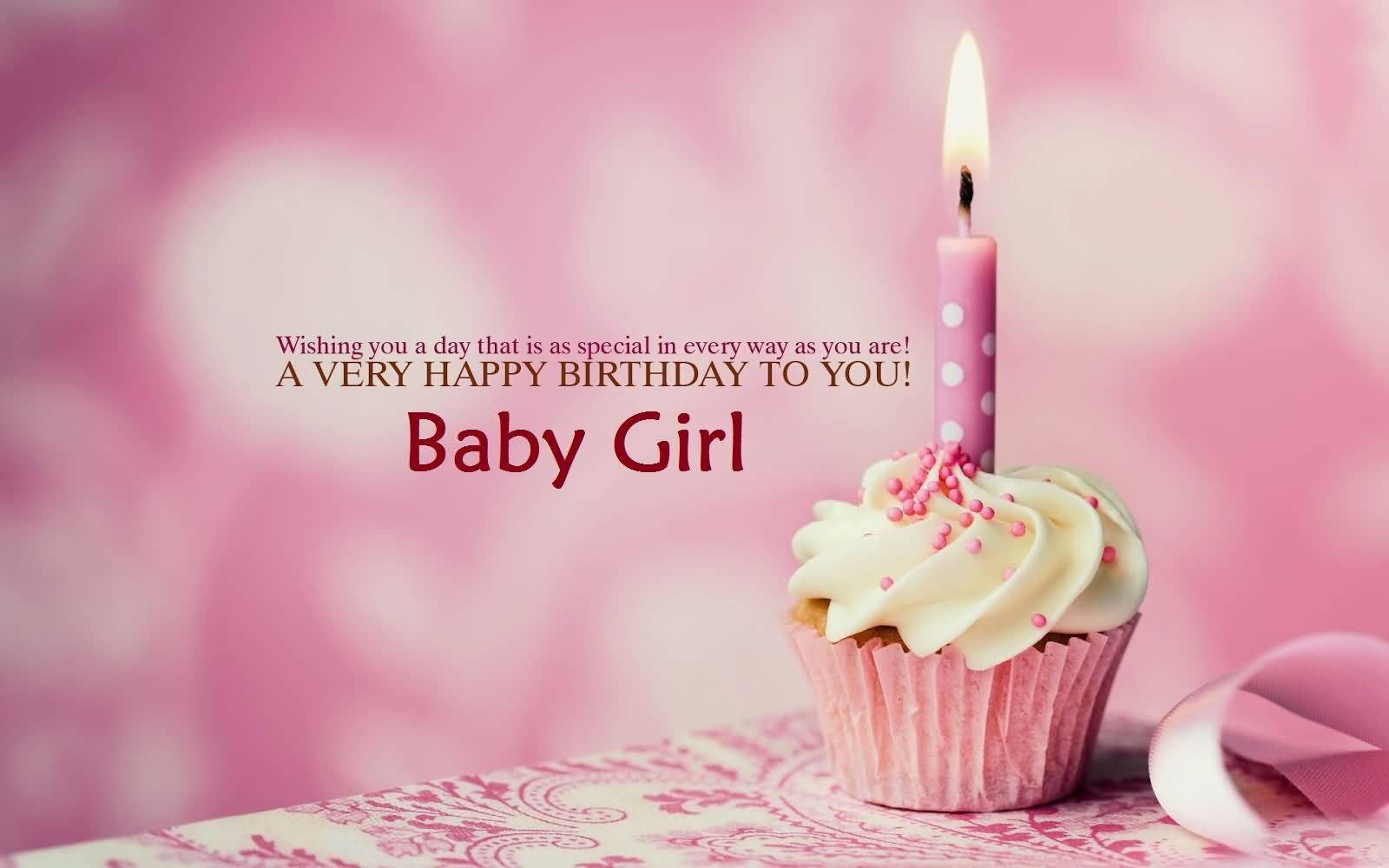 Baby Birthday Wishes  Birthday Girl Wallpapers Wallpaper Cave
