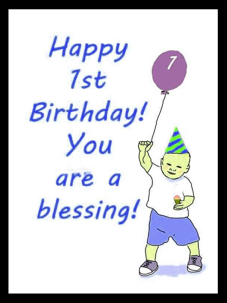 Baby Birthday Wishes  Happy Birthday Baby