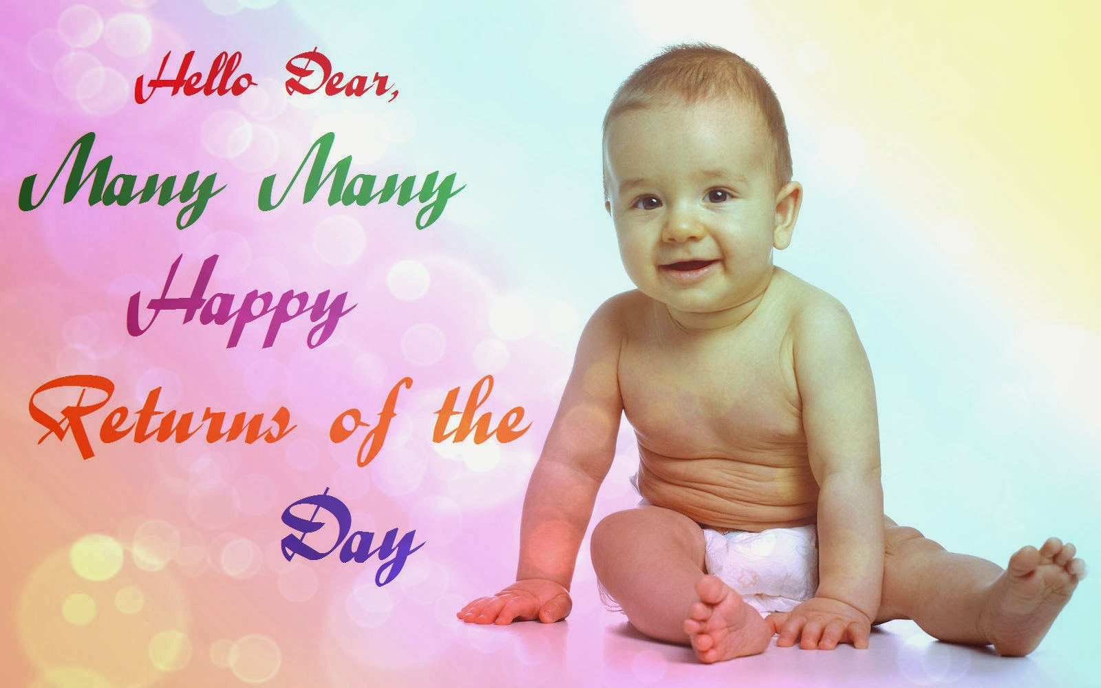 Baby Birthday Wishes  Beautiful Funny Birthday Wishes HD Cards Collection