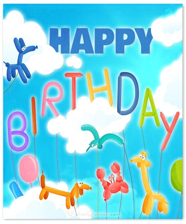 Baby Birthday Wishes  1st Birthday Wishes and Cute Baby Birthday Messages