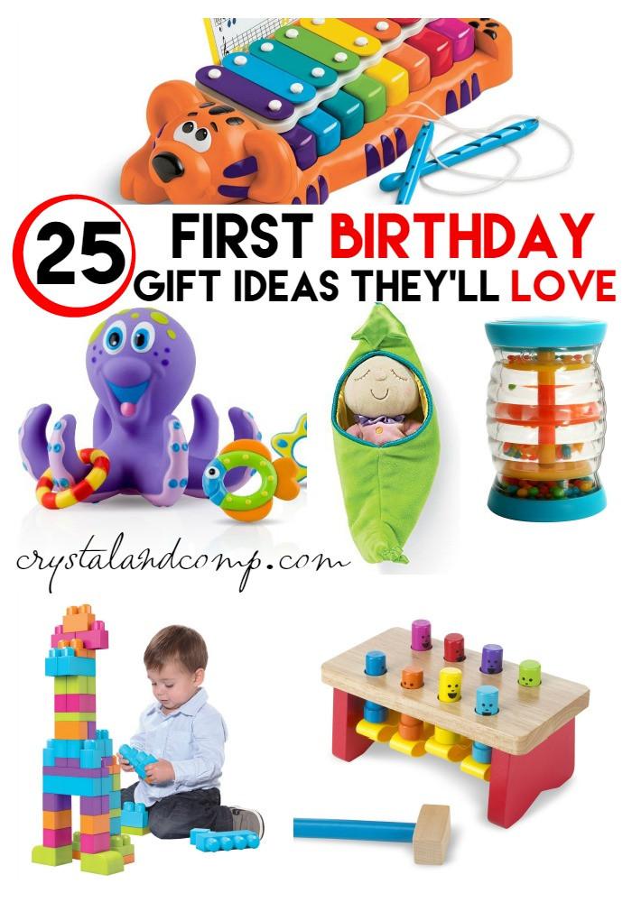 Baby Boy First Birthday Gift Ideas  First Birthday Party Gift Ideas
