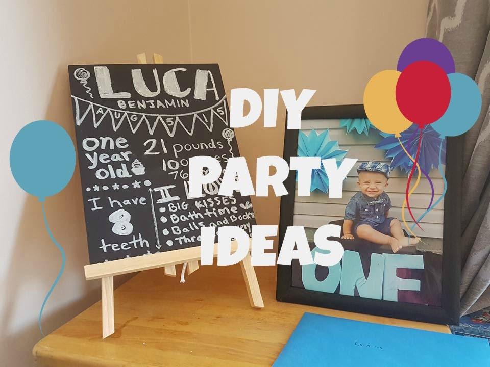 Baby Boy First Birthday Gift Ideas  BABY BOY S FIRST BIRTHDAY