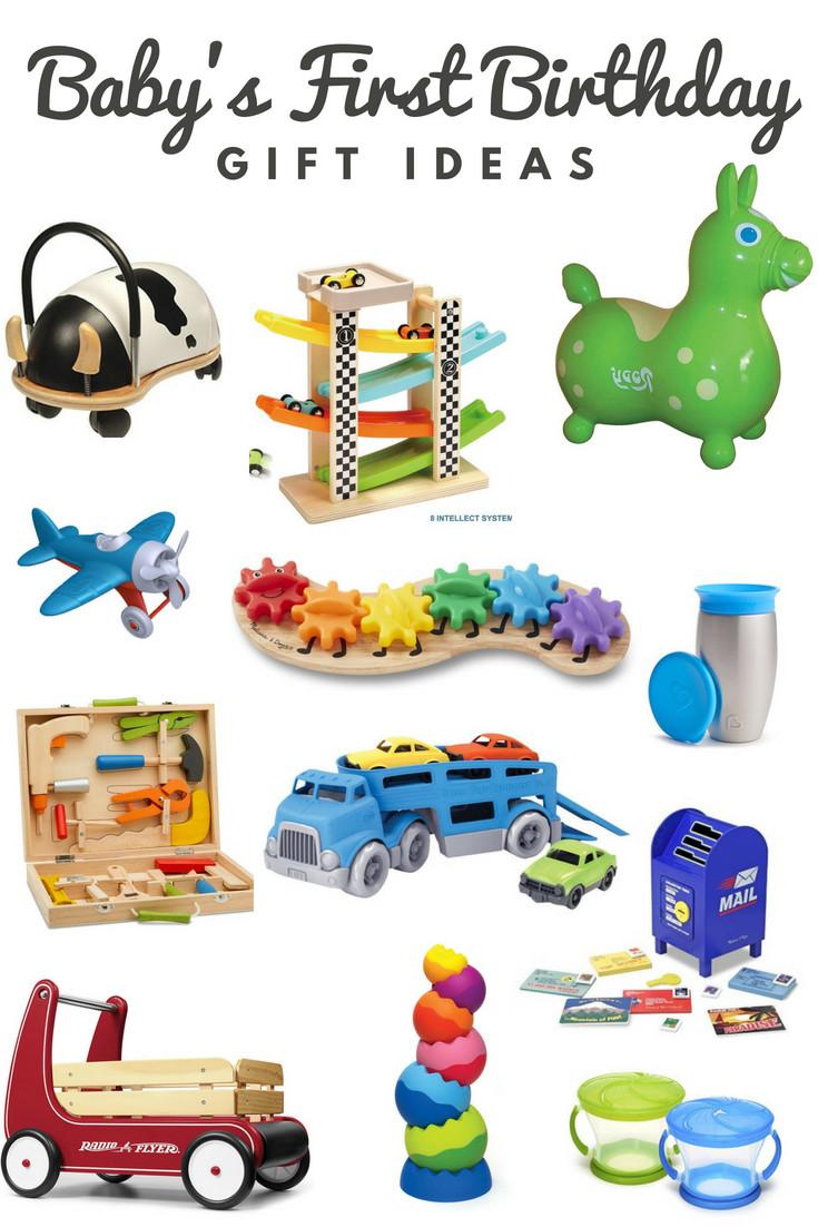 Baby Boy First Birthday Gift Ideas  1St Birthday Gift Ideas For Boys