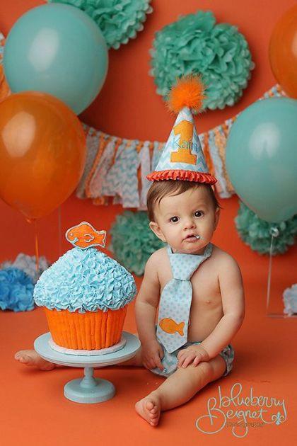 Baby Boy First Birthday Gift Ideas  43 Dashing DIY Boy First Birthday Themes
