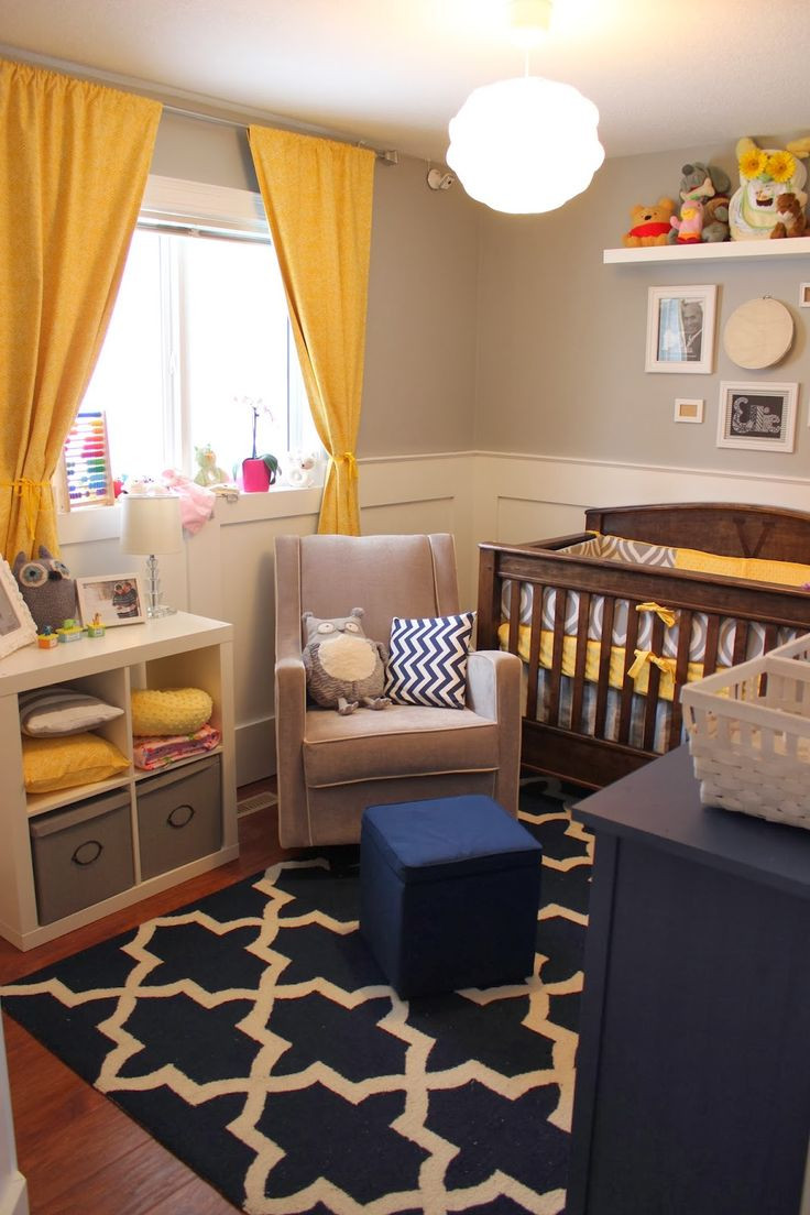 Baby Boy Room Decorations  542 best images about Small baby rooms on Pinterest