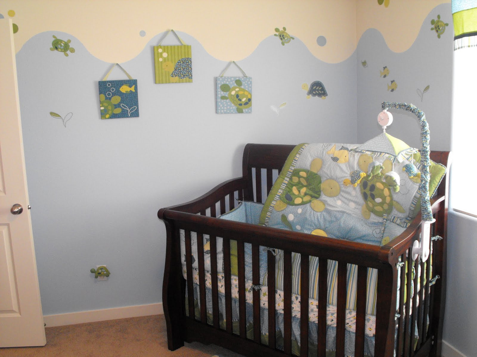 Baby Boy Room Decorations  30 Astounding Baby Boy Room Ideas SloDive