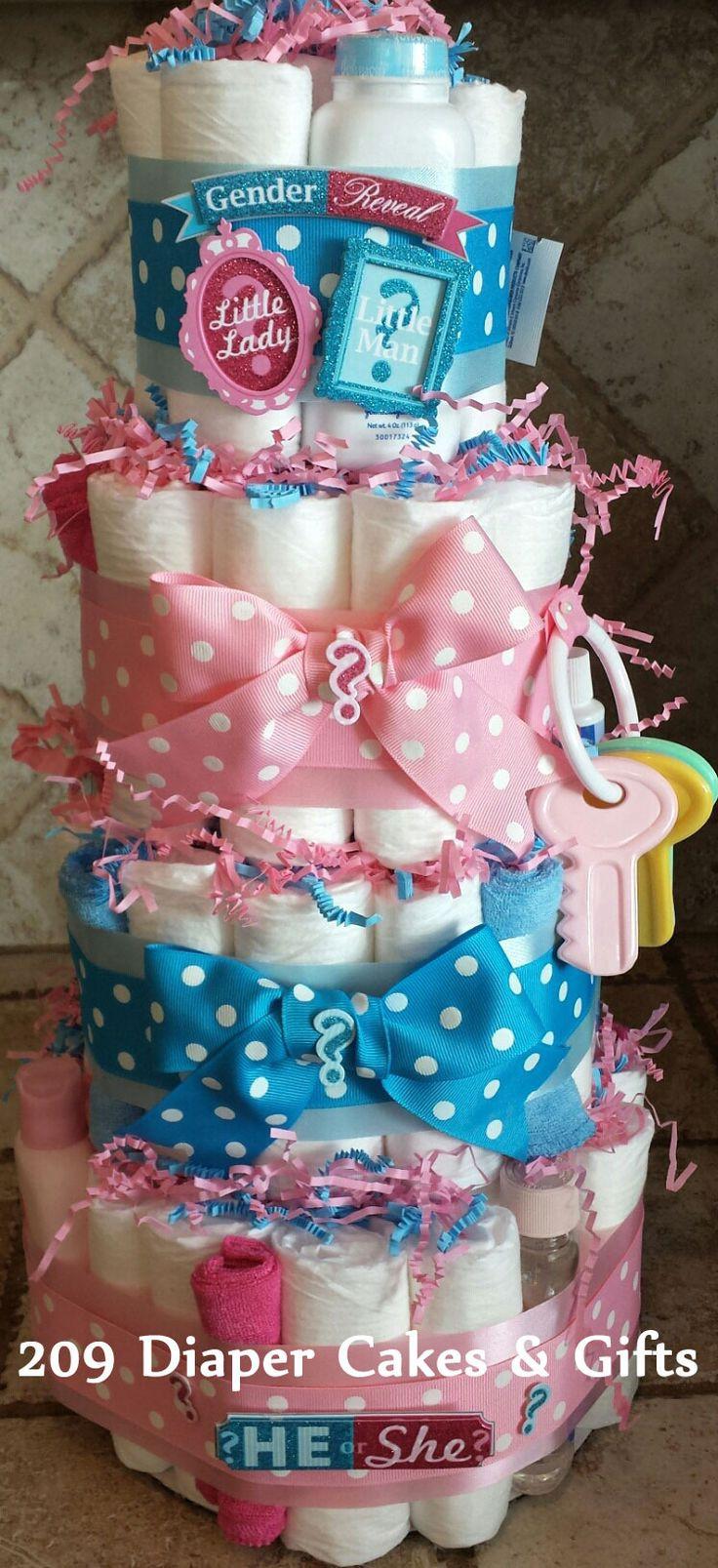 Baby Gender Reveal Gift Ideas  De 25 bedste idéer inden for Gender reveal decorations