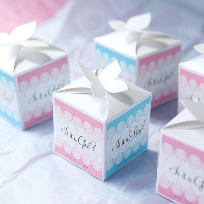 Baby Gender Reveal Gift Ideas  Baby Gender Reveal Gifts Evermine Occasions