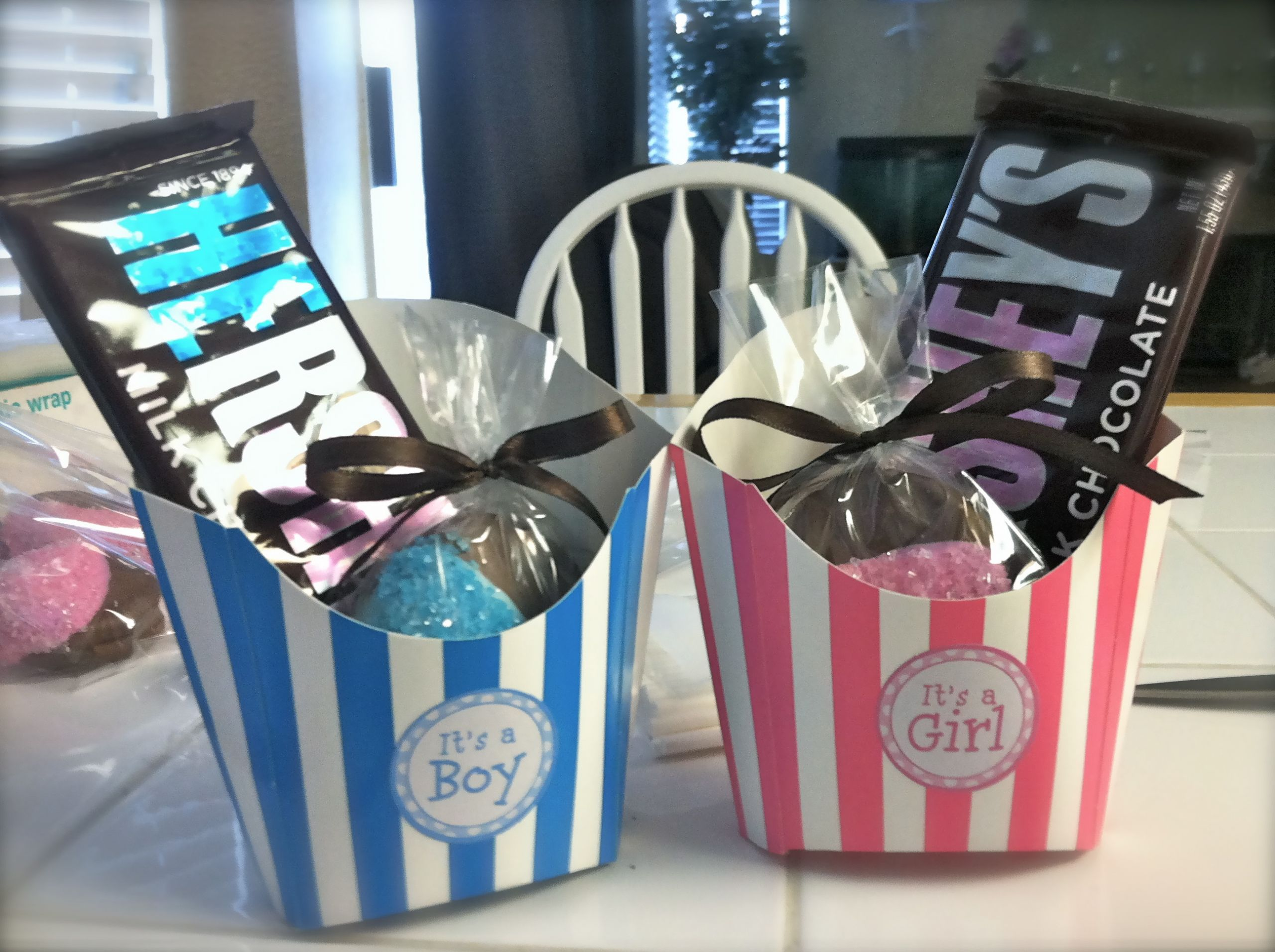 Baby Gender Reveal Gift Ideas  Our Gender Reveal Party