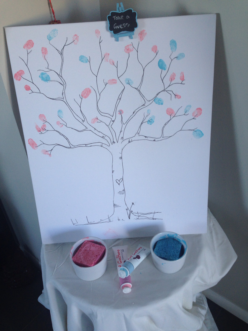 Baby Gender Reveal Gift Ideas  9 Adorable Ideas For Your Baby Gender Reveal Party – Surf