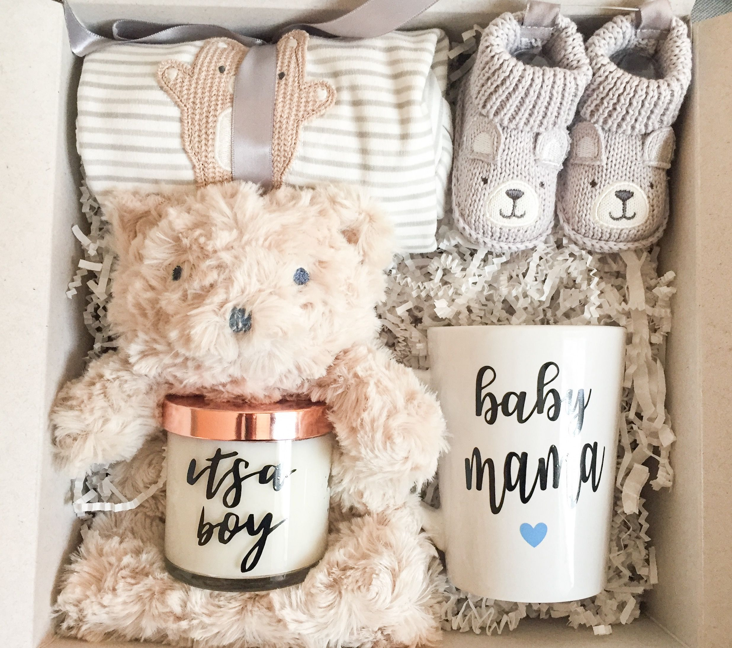 Baby Gender Reveal Gift Ideas  It's a Boy No 1