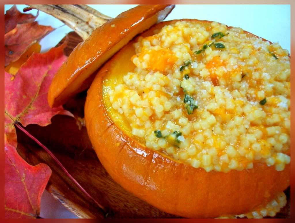 Baby Pastina Recipes  Pumpkin Pastina Proud Italian Cook