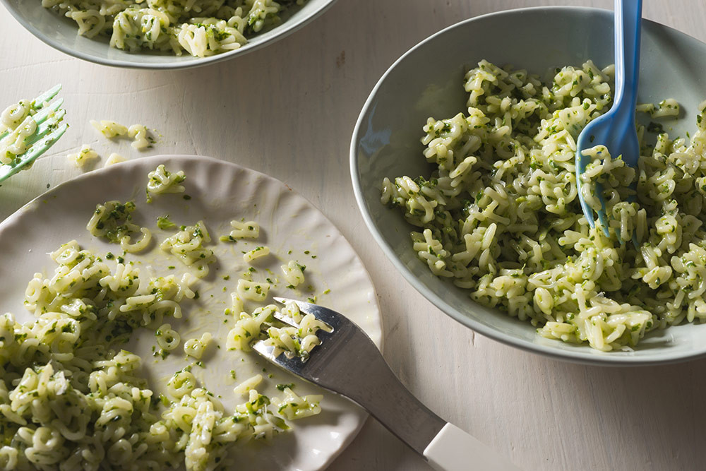Baby Pastina Recipes  Alphabet Pastina with Broccoli Rabe Butter Andy Boy