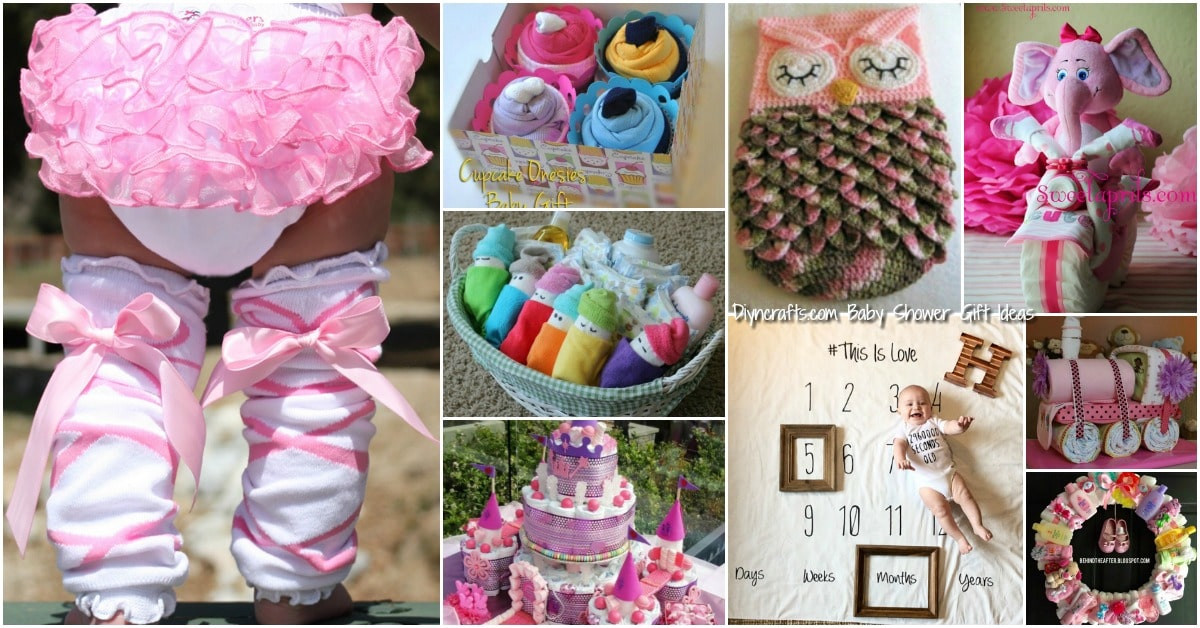 Baby Shower Craft Gift Ideas  25 Enchantingly Adorable Baby Shower Gift Ideas That Will