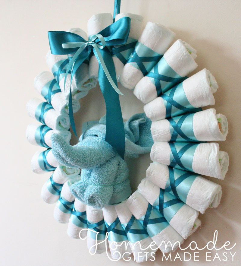 Baby Shower Craft Gift Ideas  Easy Homemade Baby Gifts to Make Ideas Tutorials and