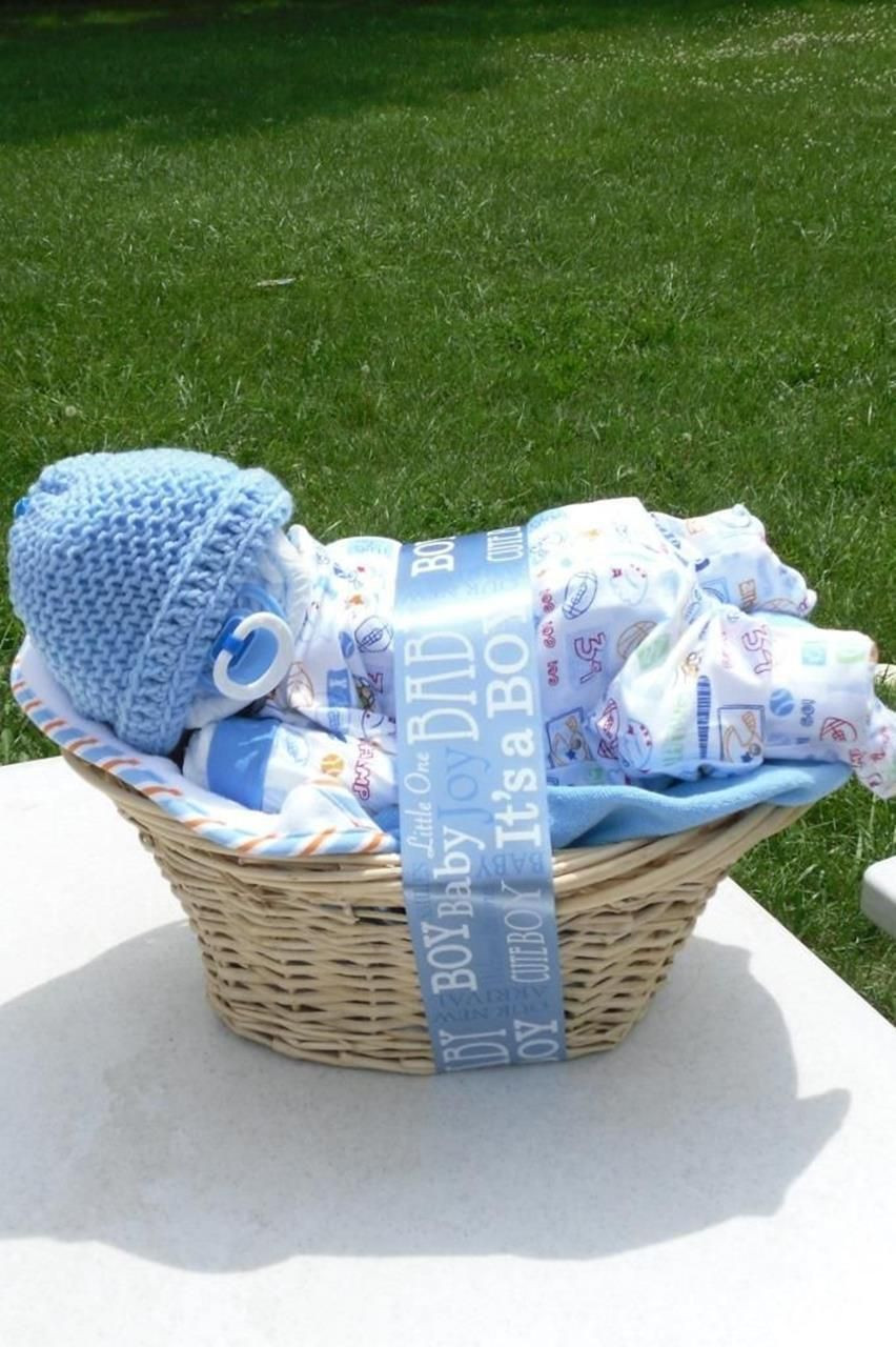 Baby Shower Craft Gift Ideas  Everyone Can Make 35 DIY Baby Shower Gift Basket Ideas
