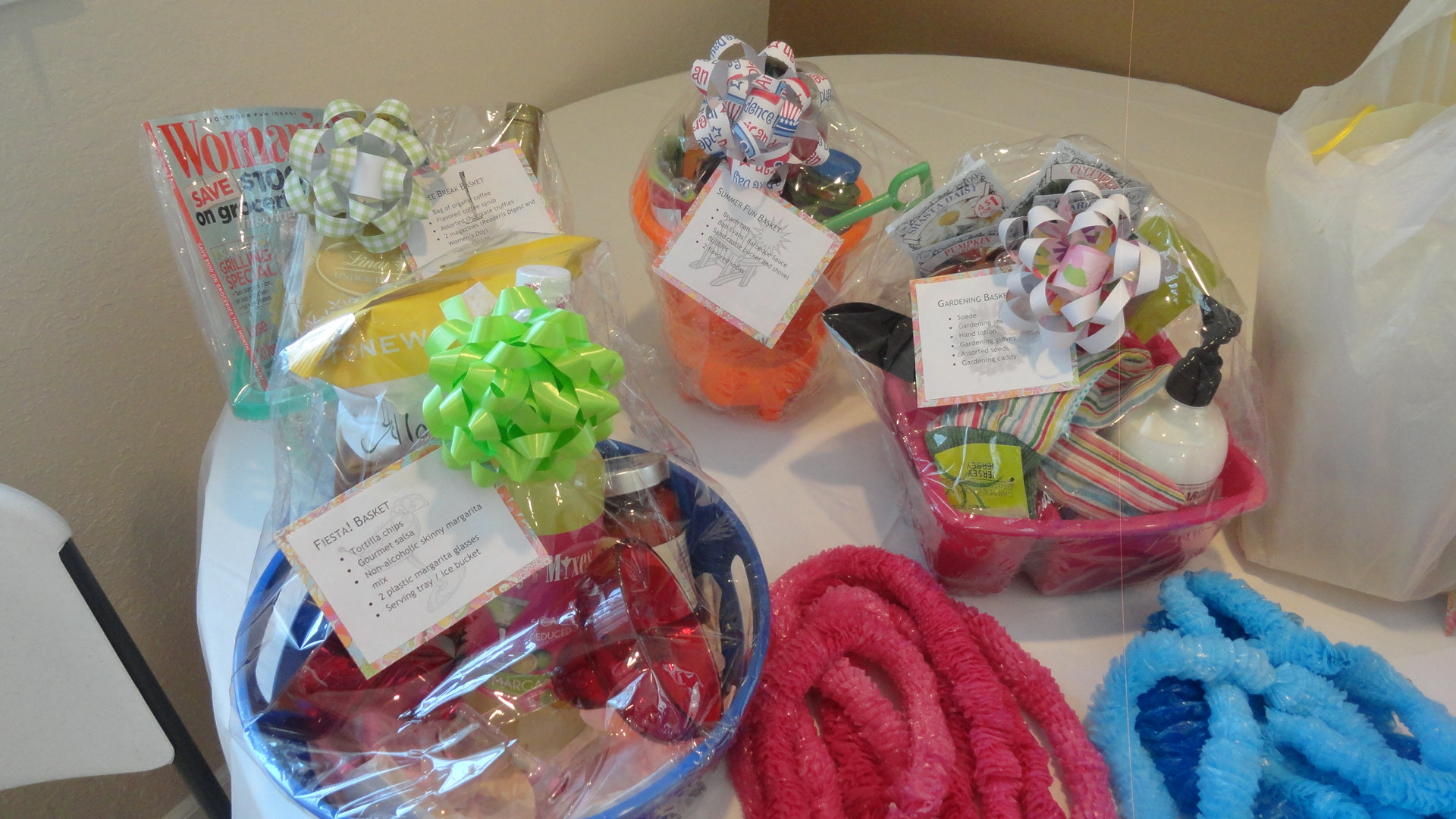 Baby Shower Games Gift Ideas Winners  prize