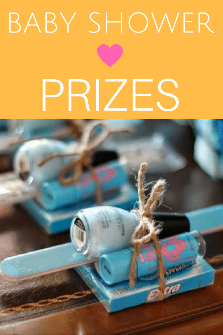 Baby Shower Games Gift Ideas Winners  25 Popular Baby Shower Prizes that won t tossed in
