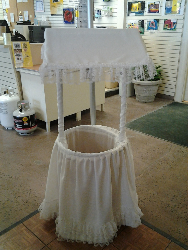 Baby Shower Wishing Well Gift Ideas  19 best Wishing Wells images on Pinterest