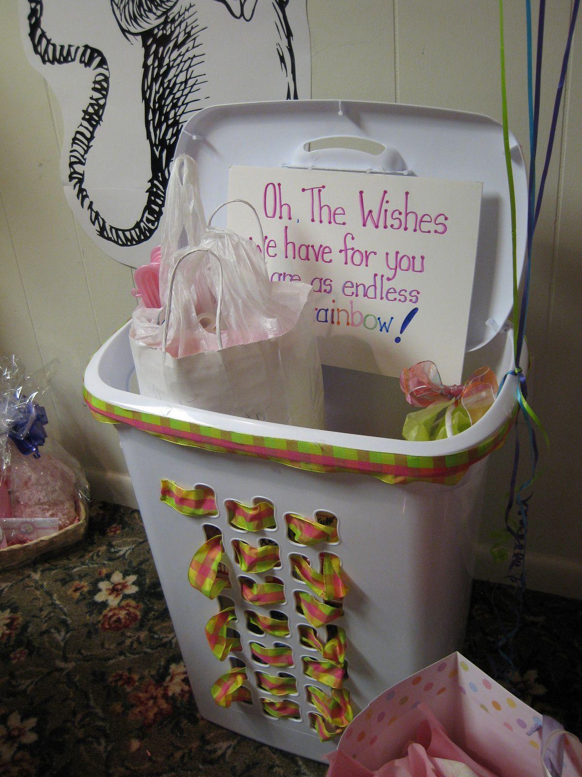 Baby Shower Wishing Well Gift Ideas  Baby Shower Wishing Well