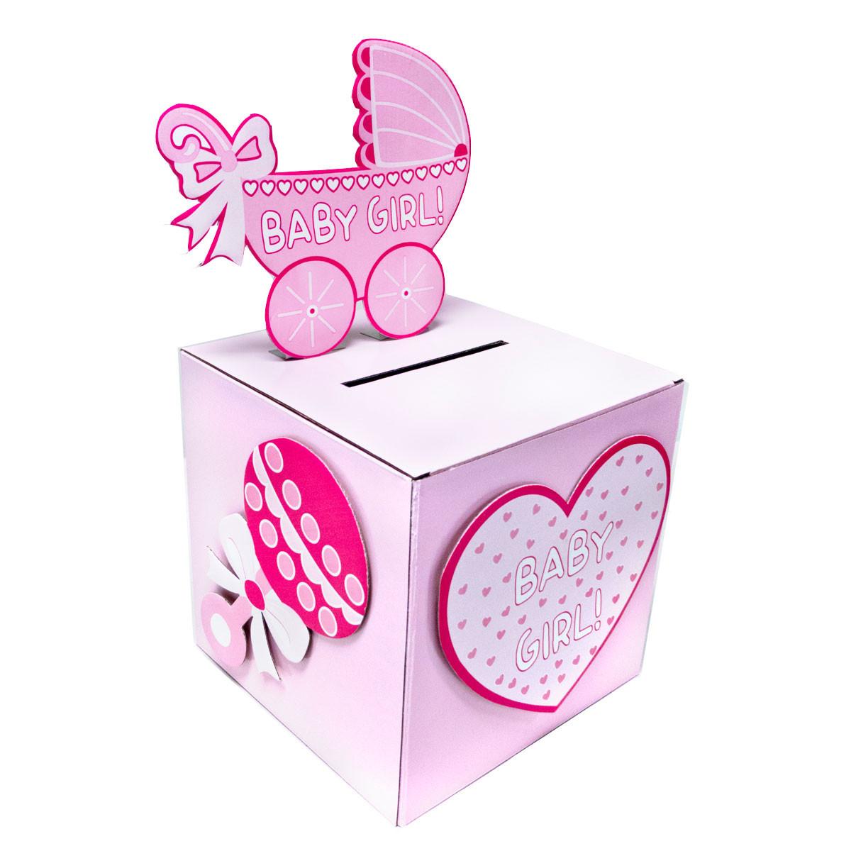 Baby Shower Wishing Well Gift Ideas  Baby Shower Wishing Well Card Box Decoration Keepsake