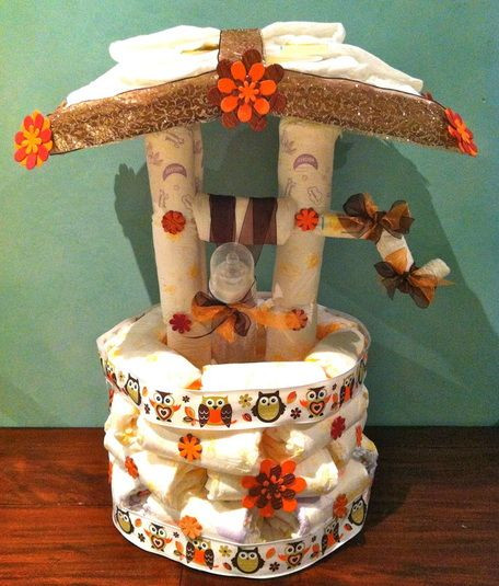 Baby Shower Wishing Well Gift Ideas  Wishing Wells are ideal for a baby shower that guests can