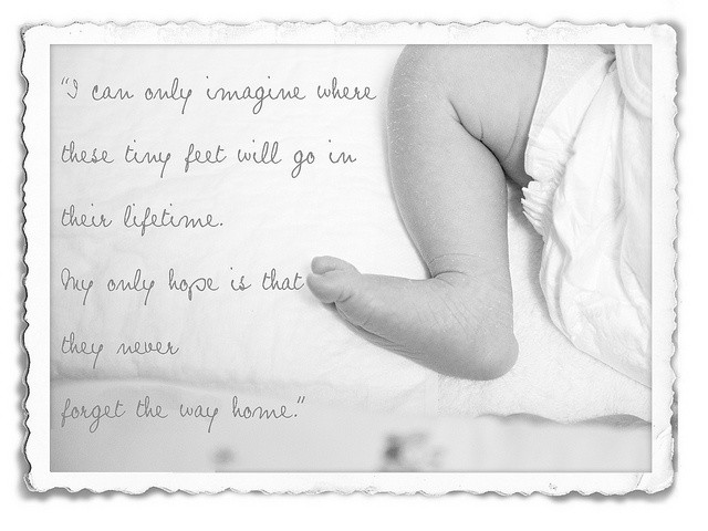 Baby Toes Quotes  Best 25 Newborn quotes ideas on Pinterest