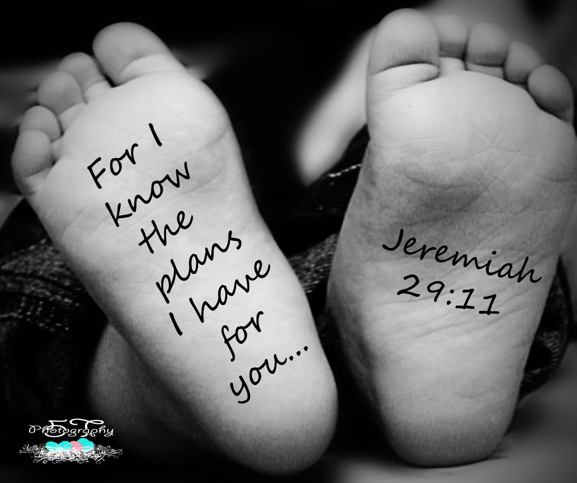 Baby Toes Quotes  baby feet verse bible
