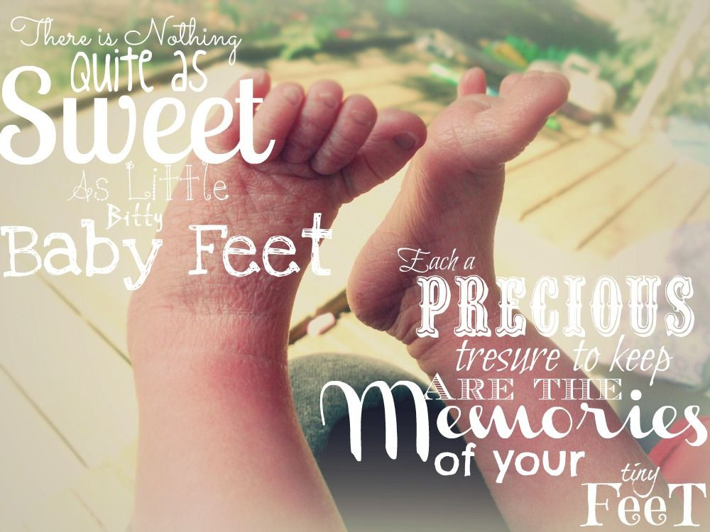 Baby Toes Quotes  Nothing is quite as sweet as little bitty baby feet quote